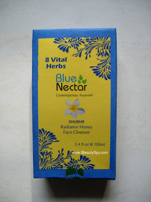 blue_nectar_honey_paraben_free_facial_cleanser_packaging_2