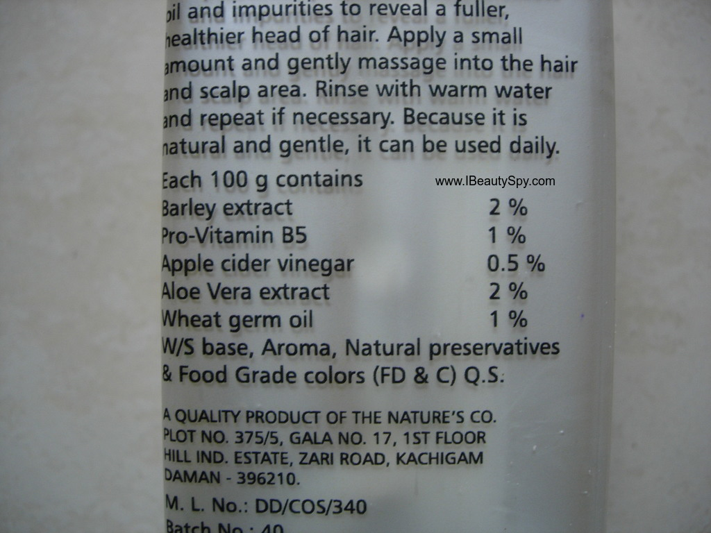 the_natures_co_barley_volumising_hair_cleanser_ingredients