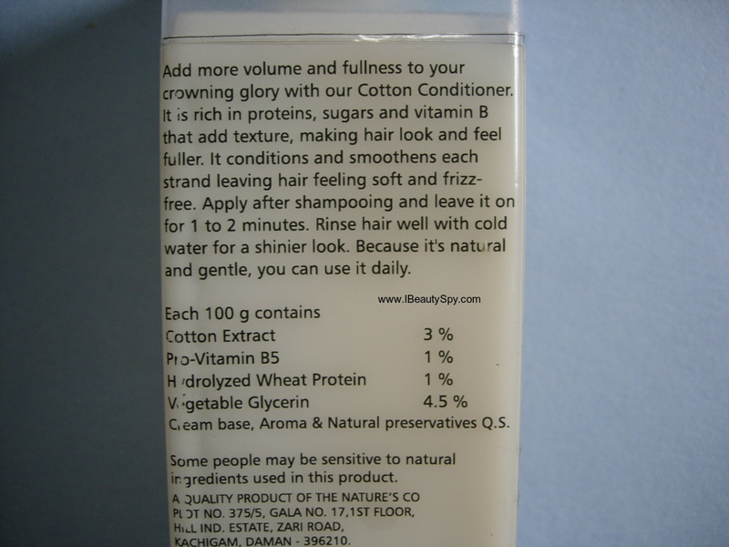 the_natures_co_cottonflower_conditioner_ingredients