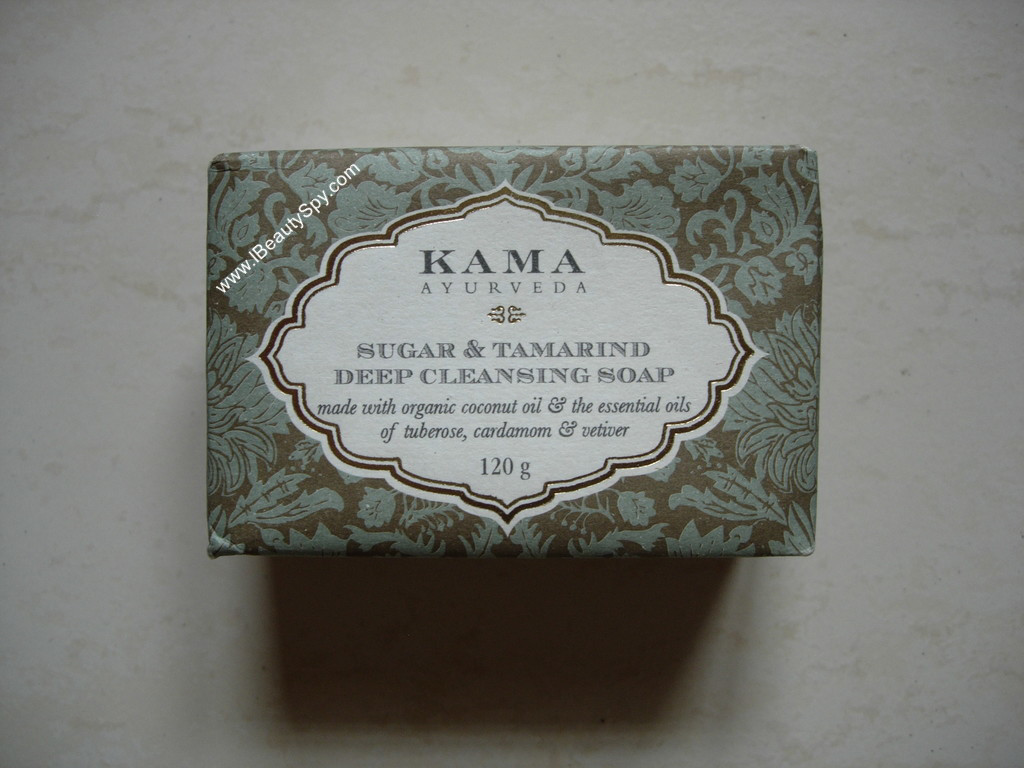 kama_ayurveda_sugar_tamarind_deep_cleansing_soap