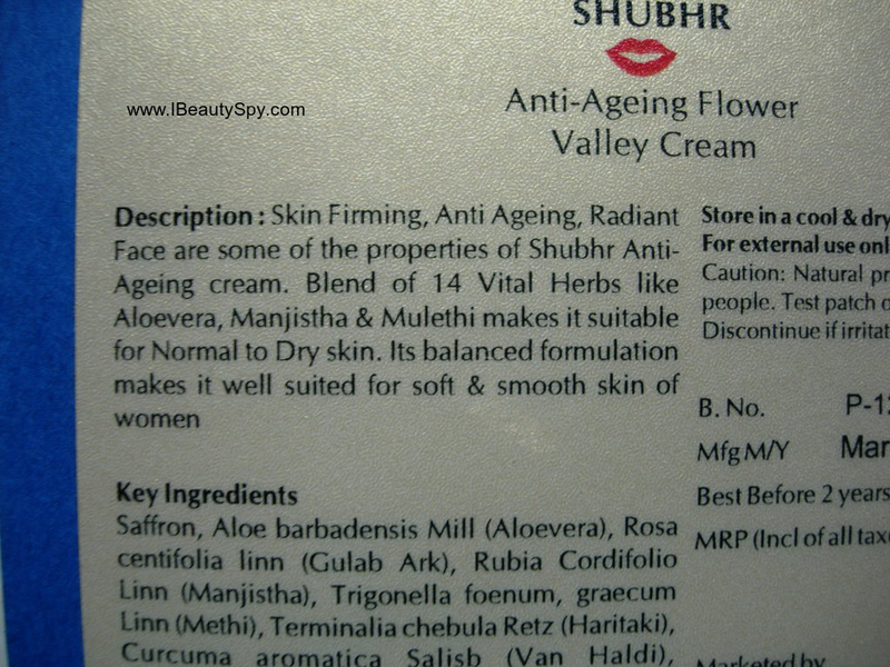 blue_nectar_anti_ageing_cream_claims