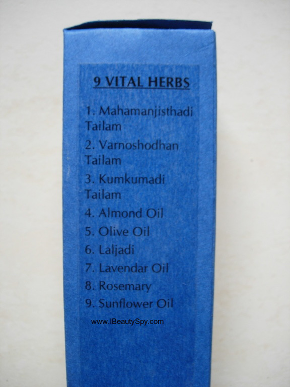 blue_nectar_shubhr_facial_oil_ingredients