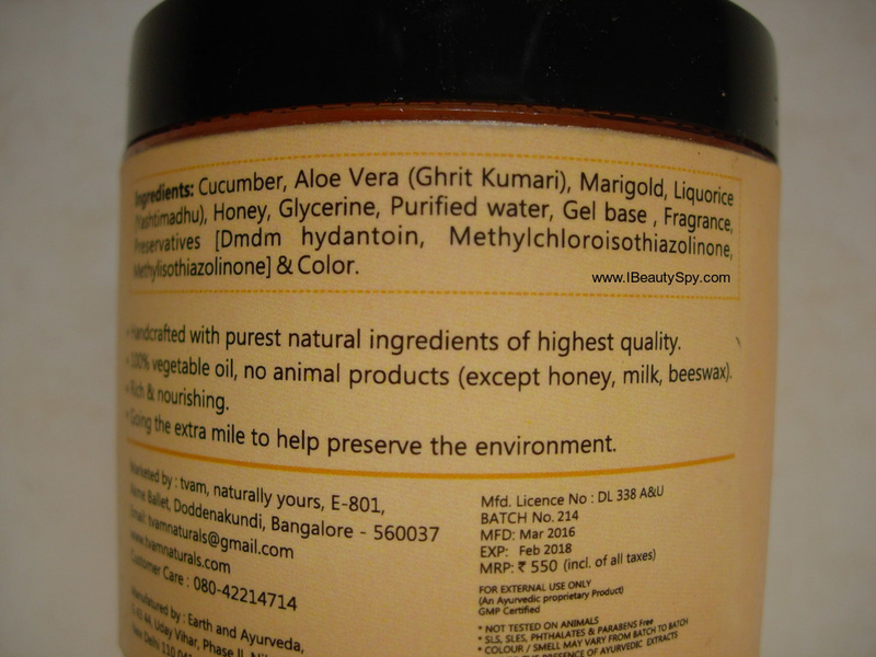 tvam_aloe_vera_gel_gold_honey_ingredients