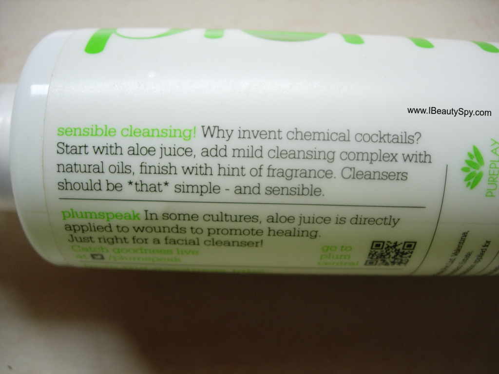 plum_hello_aloe_cleansing_lotion_claims