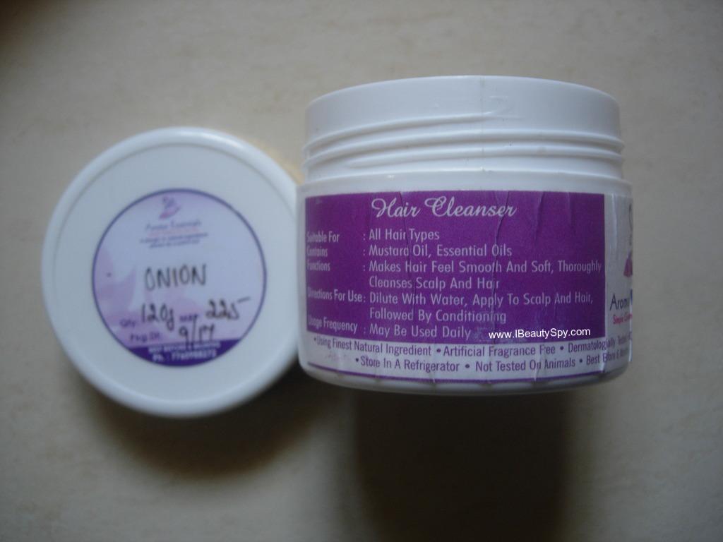 aroma_essentials_onion_hair_cleanser