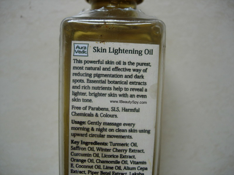 auravedic_skin_lightening_oil_claims