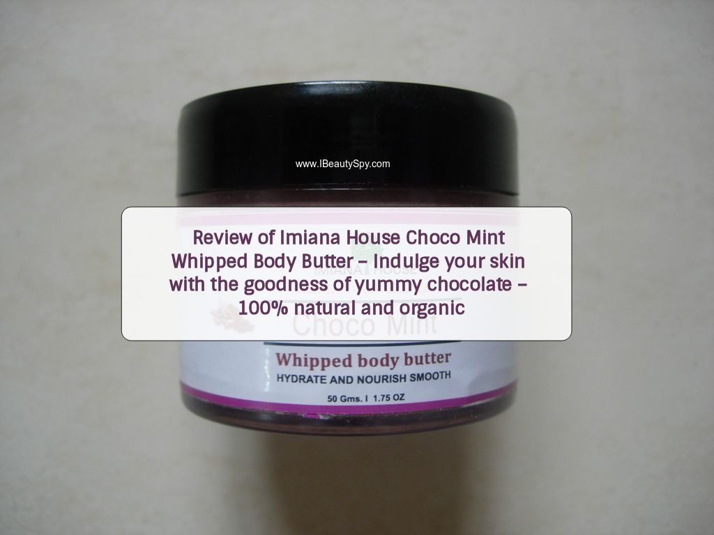 imiana_house_choco_mint_body_butter