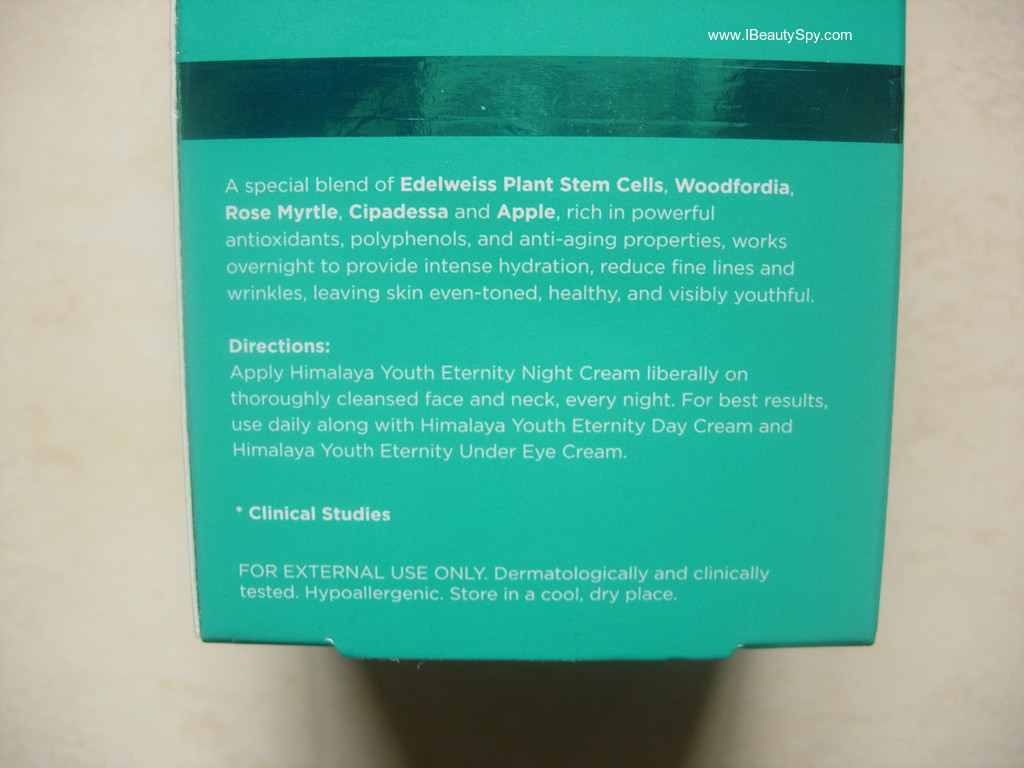 himalaya_youth_eternity_night_cream_ingredients